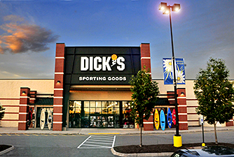 Maine Commercial & Retail Photography - Dick's Store