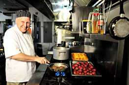Maine Commercial & Hospitality Photography - Don, the Chef