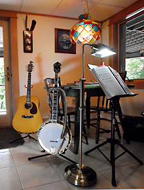 Real estate photography - Instrument Corner