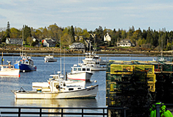 Commercial photography - Bass Harbor