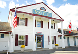 Tourism photography - Colonial Motel