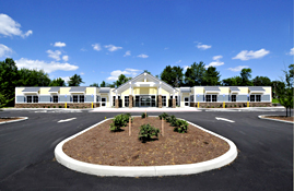 Maine Commercial & Architectural Photography - Commercial Building Business Front