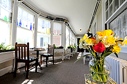Maine Commercial & Architectural Photography - Inn Gallery Room