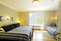 Maine Commercial & Architectural Photography - Inn Garden View Bedroom