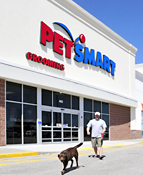 Maine Commercial & Retail Photography - PetSmart Store Front