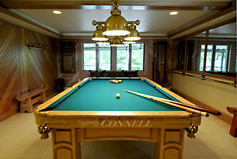 Maine Commercial & Architectural Photography - Pool Room