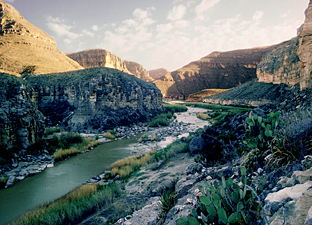 Rio Grande Lower Canyons