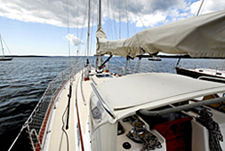 Commercial photography - Yacht
